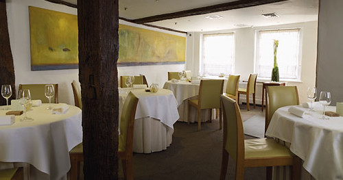 The Fat Duck - Interior del restaurante