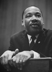 Martin Luther King, Jr. 1964 (source: Library ...