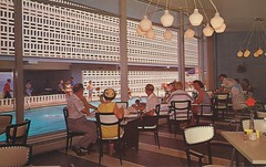 Thunderbird Motor Lodge - Virginia Beach, Virginia (The Pie Shops Collection) Tags: vintage virginia postcard motel virginiabeach thunderbird motorlodge