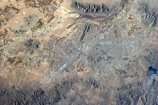 Located in northeastern Sonoran Desert