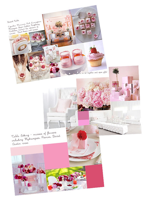Oprah Baby Shower Inspiration Boards