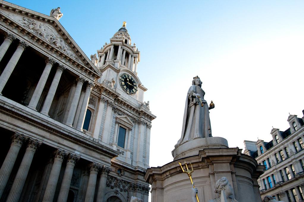 倫敦 聖保羅教堂