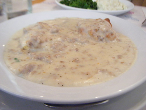 biscuits and gravy - egg2