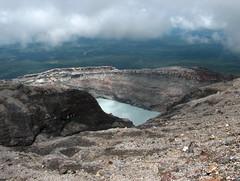 Crater activo (hlanchas) Tags: costa volcano nationalpark costarica rica volcn parquenacional blogmapaygps