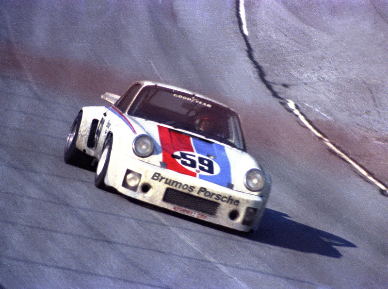 Winner of the 1975 Daytona 24