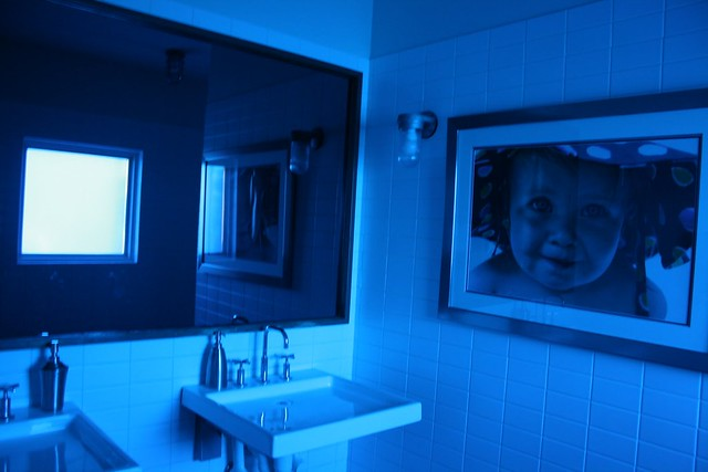 firefly bathroom