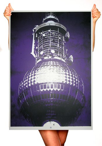 stylezoomer_Alexanderplatz_TV_Tower_poster_by_marcus_fischer