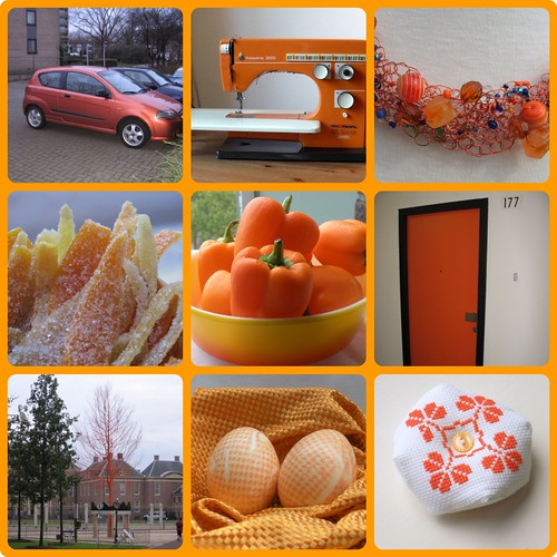 Ode to Orange