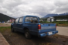 Chevrolet LUV (D70) Tags: chile chevrolet puerto luv chacabuco puertochacabuco