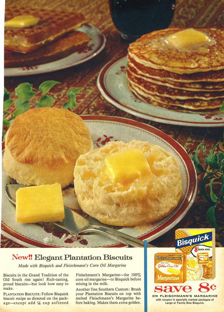 Bisquick & Fleischmann's Margarine