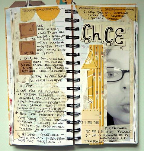 Chce/ I want ...