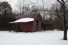 Shack_6 (jmaurophoto) Tags: snow abandoned snowstorm shack marietta photogrpahy photogrpaher canon40d a