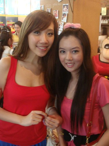Cindy Tey and Chee Li Kee