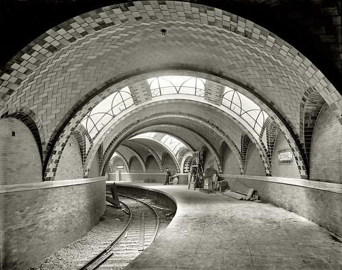 City Hall Station Ca 1904