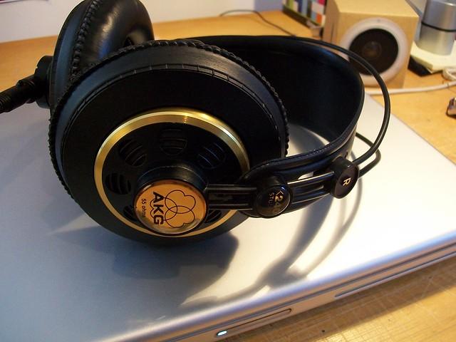 AKG K240 Headphones