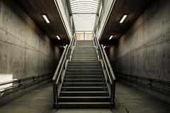 Heimdal railway station (Helena Normark) Tags: norway norge railwaystation gr trondheim srtrndelag ricohgr heimdal heimdalstasjon heimdaljernbanestasjon
