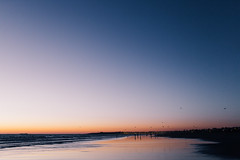 Sun goes down (Leo Hidalgo (@yompyz)) Tags: canon eos 6d dslr reflex yompyz ileohidalgo fotografa photography vsco chiclana cadiz espaa spain playa beach sunset atardecer boda wedding