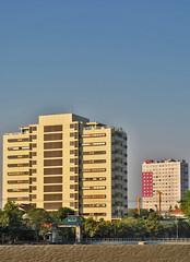 Kalimas Pagi (BxHxTxCx (more stuff, open the album)) Tags: surabaya city kota gedung building arsitektur architecture hotel apartemen apartment