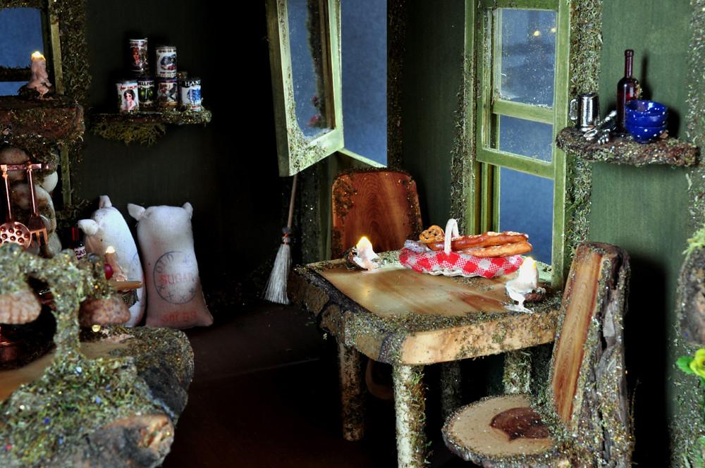 Fairy House Dining