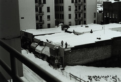 View Street in the '96 blizzard