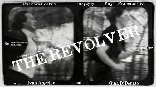 The Revolver. Poster front.