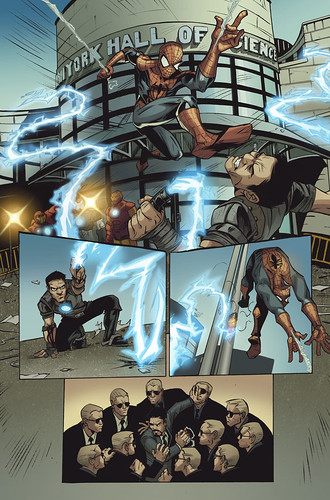 Ultimate Spider-Man #150 sample page 2