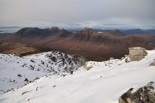 Beinn Alligin & Beinn Dearg