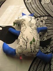 ambrogio retro (Bennedix.illustra) Tags: bear animals beth puppets pile claudio crafting franco orso lupo pezza stoffa pecora bottoni pupazzi ambrogio uniicorno bennedixillustra