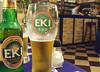 バスクの地ビール EKI
