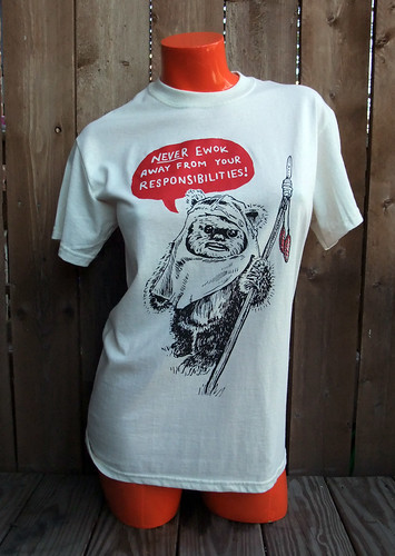 Men's Ewok Shirt
