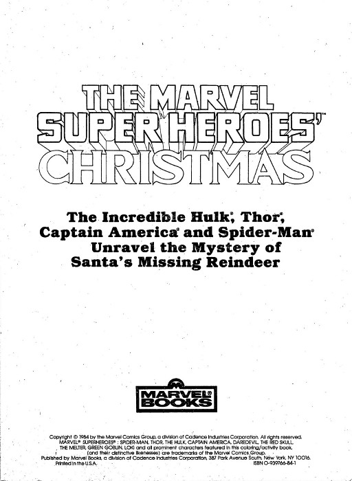 marvel christmas coloring00002