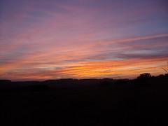 Amazing Sky (simo884) Tags: autumn sunset sky beautiful wonderful germany deutschland amazing heaven tramonto colours sundown best burning cielo favourite autunno colori germania bello preferito bellissimo meraviglioso migliore