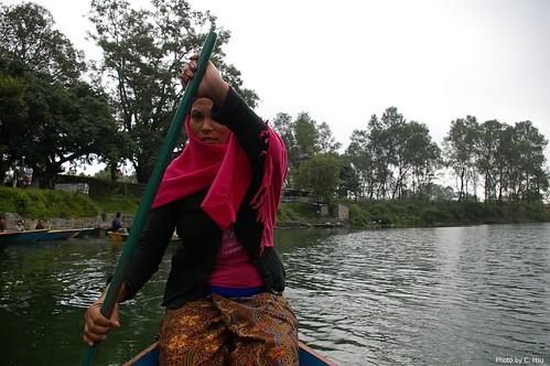 Phewa Lake (Pokhara)