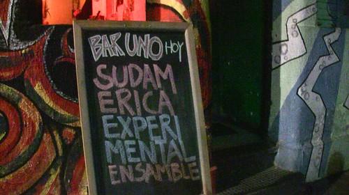 Ensemble @ Bar 1