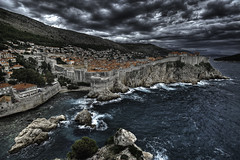 Dubrovnik (Resolve Media) Tags: croatia citywalls oldtown dubrovnik hdr adriatic