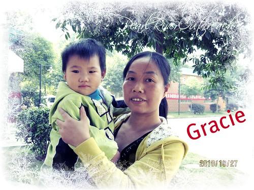 Gracie & FM dob 4-20-09