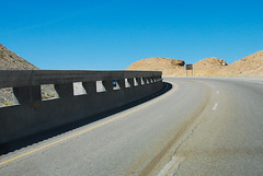 Westbound on I-70 at the top of Spotted Wolf Canyon... 20100927_5735 (listorama) Tags: road utah highway barrier whereut interstate guessed 700 i70 fromcar lightroom interstate70 spottedwolfcanyon utdesertduowon ut2010sep