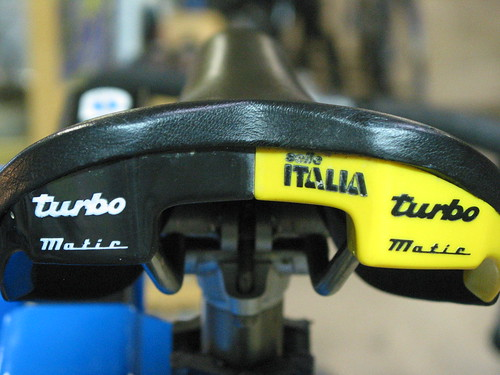 Selle Italia Turbo-Matic