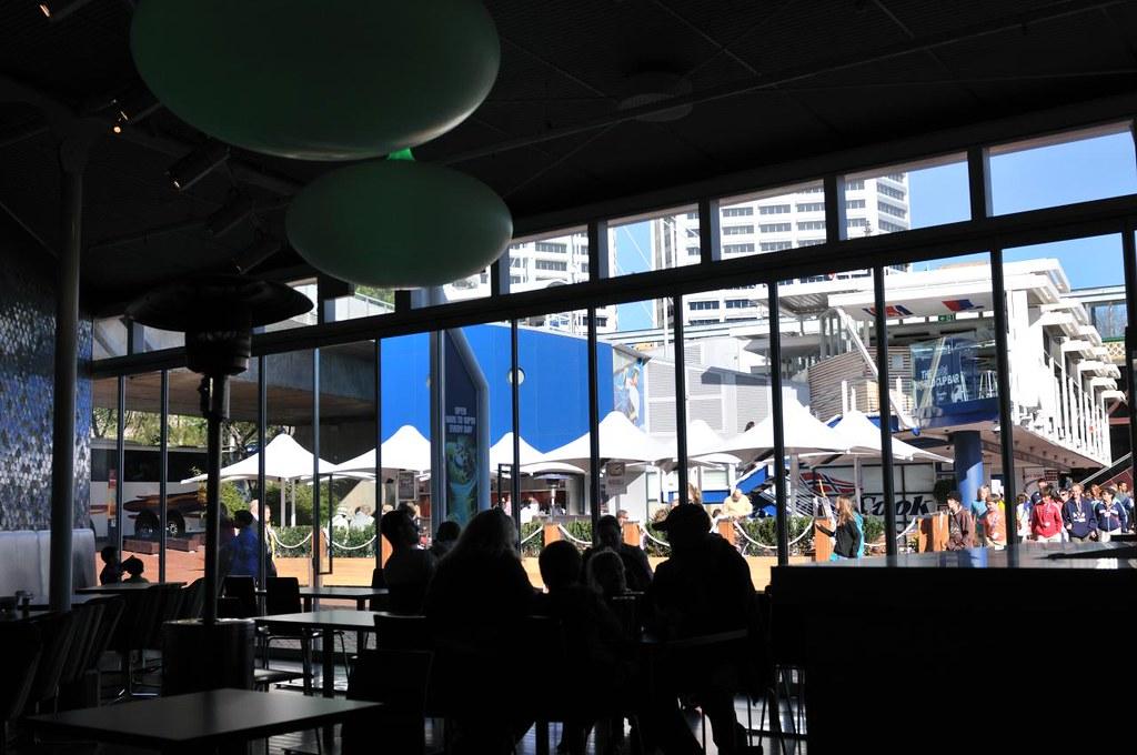 Aqua Cafe - Sydney Aquarium
