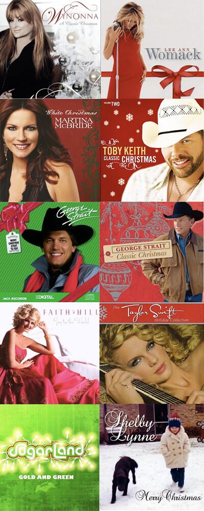 langstons christmas music