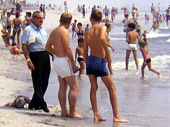Coney Island, NY, 1968 (asterisktom) Tags: newyorkcity usa newyork america coneyisland us unitedstates 1960s 1968 estadosunidos eeuu