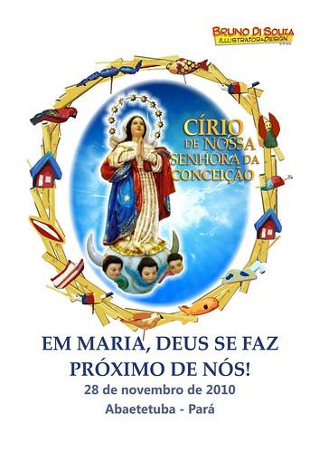 Camisa Círio N. S. da Conceição