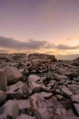Haglunds stenar (Maria Karlsson) Tags: water berg rocks vatten smgen stenar granit