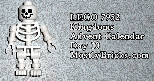 LEGO 7952 Kingdoms Advent Calendar – Day 10