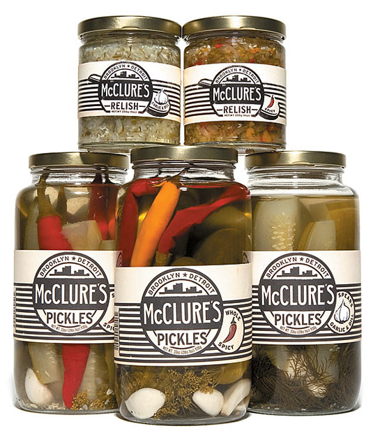 mcclures products