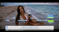 SingStar for PS3: Rihanna: We Ride