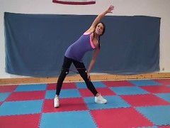 full body tone and firm (Kinetic-Bands) Tags: arms legs butt hips thighs abs core glutes