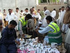 AHT Flood Relief 2010