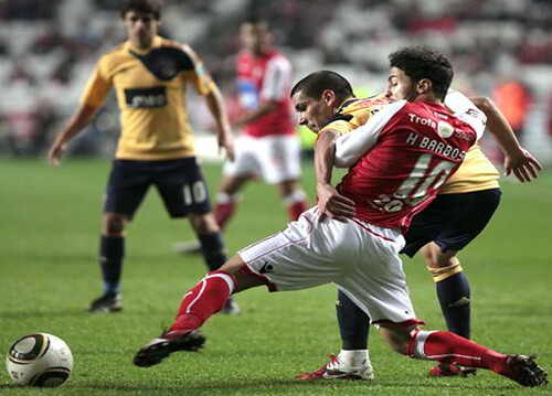 SC Braga ©maisfutebol