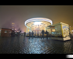 Christmas Market | The Carousel | Part One (HD Photographie) Tags: christmas snow france night high place dynamic pentax market ardennes carousel neige hd nol range nuit march hdr ducale carrousel herv k7 charlevillemzires dapremont hervdapremont
